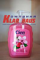 Крем мыло для рук Cien вишня, цветы