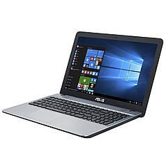 "Ноутбук 15,6"" Asus X541SA (X541SA-XO026D) Серый 1366x768 Intel Celeron N3060 TN+film игровой офисный"