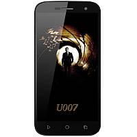 Смартфон Ulefone U007, 1GB+8GB Серый 1280x720 IPS Android 6.0 MTK6580A 4 ядра GPS А-GPS 2200 mAh 3G WCDMA