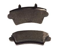 Тормозные колодки передние Renault Master 2, Opel Movano (98-10)