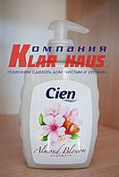 Крем мыло для рук Cien миндаль, цветы