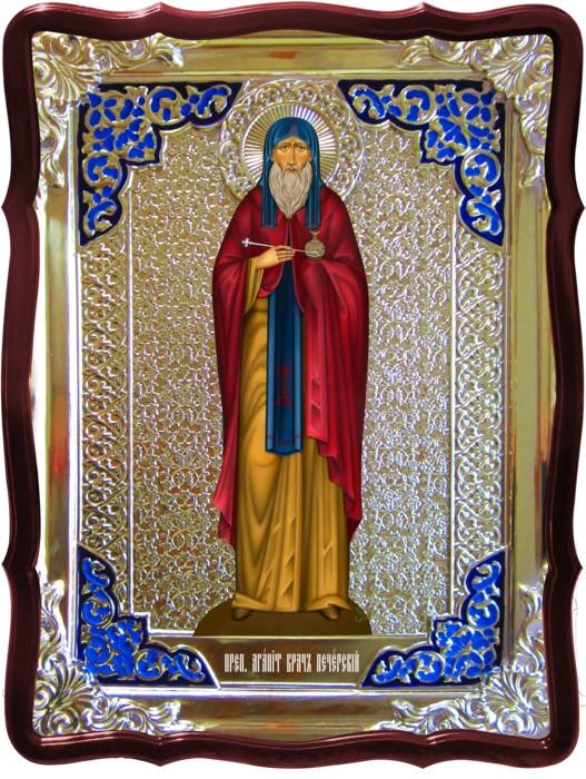 Православні сайти пропонують ікони: Святий Агапіт ростова ікона