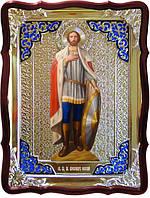 Купить икону для храма: Святой Александр Невский