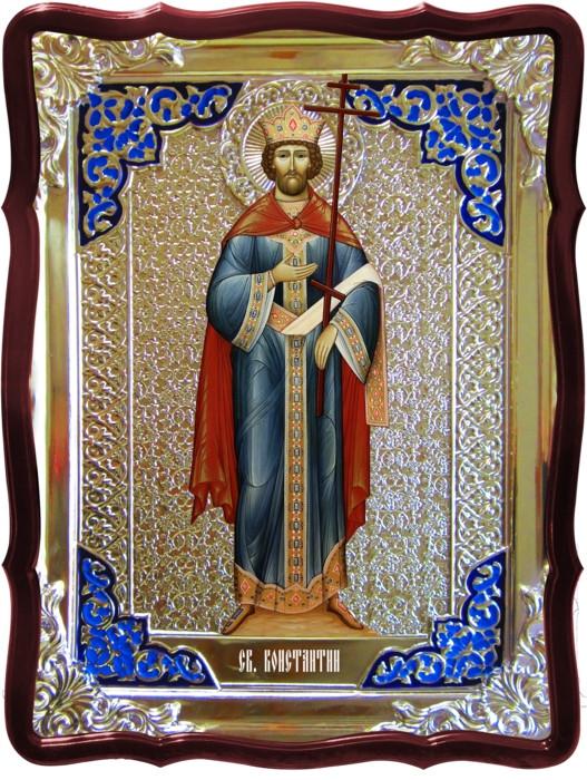 Иконы именные в каталоге -  Святой Константин