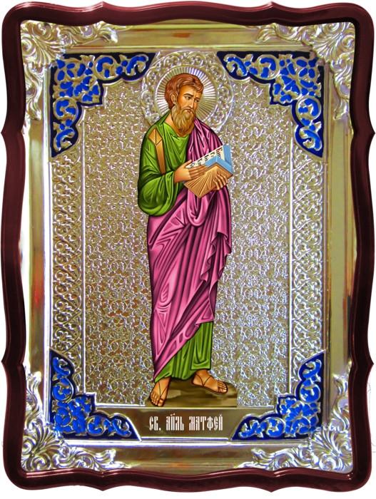 Иконы и их значение для людей -  Святой Матфей апостол