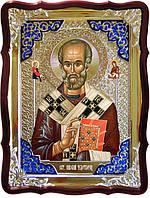 Значение икон для храмов сложно переоценить: Святой Николай (византия)