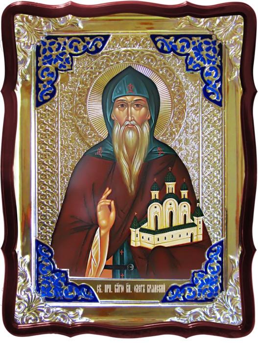 Смотрите изображения икон: Святой Олег Брянский
