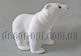 Медведь белый гигант 47х40см