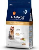 Advance (Эдванс) Dog Adult Yorkshire Terrier корм для взрослых собак породы йоркширский терьер 1,5 кг