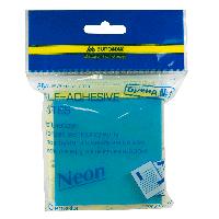 Блок бумаги для заметок Блок бумаги для заметок с клейким слоем UKRAINE 76*76 мм Buromax BM.2340-98 (BM.2340-98 x 130283)