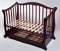 Кроватка Трия Сказка Нова с маятником