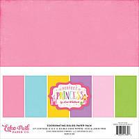 Набор бумаги от Echo Park 30*30см - Perfect Princess