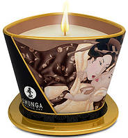 Shunga - Свеча для массажа MASSAGE CANDLE INTOXICATING CHOCOLATE (T274509)