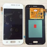 Дисплей (модуль) + тачскрин (сенсор) для Samsung Galaxy J1 Ace J110 J110F J110G J110H J110L J110M (белый)