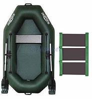 Kolibri Акция! Лодка надувная гребная Kolibri К-220 и слань-коврик. В подарок любые аксессуары к лодке на сумму 3% от стоимости Товара! При покупке