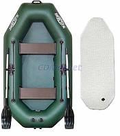 Kolibri Акция! Лодка надувная гребная Kolibri К-260Т и air-deck. В подарок любые аксессуары к лодке на сумму 3% от стоимости Товара! При покупке лодка