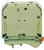 RK 50 Проходная клемма 2-х контакная до 50мм2 на DIN-рейку 35мм  Conta-Clip 1120.2