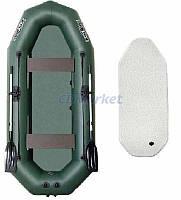 Kolibri Акция! Лодка надувная гребная Kolibri К-290Т и air-deck. В подарок любые аксессуары к лодке на сумму 3% от стоимости Товара! При покупке лодка