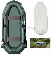 Kolibri Акция! Лодка надувная гребная Kolibri К-280Т и air-deck. В подарок любые аксессуары к лодке на сумму 3% от стоимости Товара! При покупке лодка