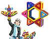 Детский магнитный конструктор - Магнитные блоки 40 шт, фото 6