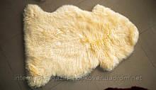 Овчина пісочно жовтого кольору, з новозеландських шкур