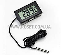 Электронный термометр проводной - Digital Thermometer