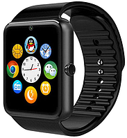 Часы Smart Watch GT08 Black Gsm/Bluetooth/камера