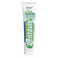 DENTAVIT Зубна паста фторсодержащая - Кора дуба шавлія Захист ясен, 160 г