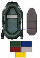 Kolibri Акция! Лодка надувная гребная Kolibri К-220 цветная или комбинированная и слань-книжка. В подарок любые аксессуары к лодке на сумму 3% от