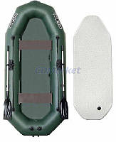 Kolibri Акция! Лодка надувная гребная Kolibri К-270Т и air-deck. В подарок любые аксессуары к лодке на сумму 3% от стоимости Товара! При покупке лодка