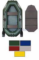 Kolibri Акция! Лодка надувная гребная Kolibri К-280Т цветная или комбинированная и слань-книжка. В подарок любые аксессуары к лодке на сумму 3% от
