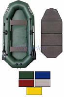 Kolibri Акция! Лодка надувная гребная Kolibri К-290Т цветная или комбинированная и слань-книжка. В подарок любые аксессуары к лодке на сумму 3% от