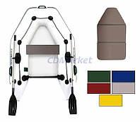Kolibri Акция! Лодка надувная моторная Kolibri КМ-200 цветная или комбинированная и слань-книжка. В подарок любые аксессуары к лодке на сумму 3% от