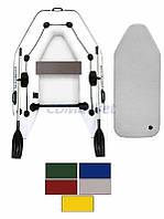 Kolibri Акция! Лодка надувная моторная Kolibri КМ-200 цветная или комбинированная и air-deck. В подарок любые аксессуары к лодке на сумму 3% от