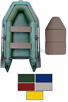 Kolibri Акция! Лодка надувная моторная Kolibri КМ-260 цветная или комбинированная и слань-книжка. В подарок любые аксессуары к лодке на сумму 3% от