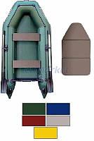 Kolibri Акция! Лодка надувная моторная Kolibri КМ-280 цветная или комбинированная и слань-книжка. В подарок любые аксессуары к лодке на сумму 3% от