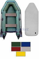 Kolibri Акция! Лодка надувная моторная Kolibri КМ-280 цветная или комбинированная и air-deck. В подарок любые аксессуары к лодке на сумму 3% от