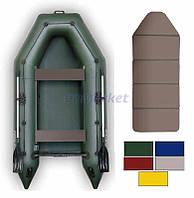 Kolibri Акция! Лодка надувная моторная Kolibri КМ-330 цветная или комбинированная и слань-книжка. В подарок любые аксессуары к лодке на сумму 3% от