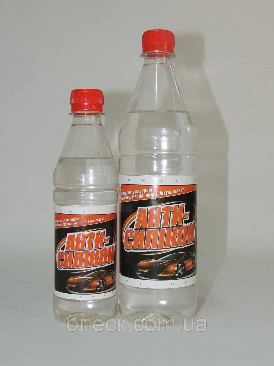 "Антисиликон ""БЛИСК"" 0,58 кг (пляшка ПЕТ 0,8 л)"