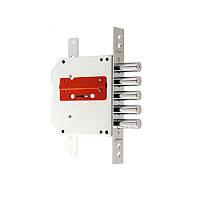 Замки для металлических дверей врезной BORDER ЗВ8-6КП.5Т/15. с тягами аналог Эльбор 1.06.02.