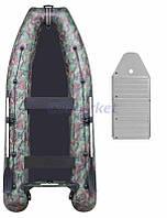 Kolibri Акция! Лодка надувная моторная Kolibri КМ-360DSL и алюминиевый пайол со стрингерами. В подарок любые аксессуары к лодке на сумму 3% от