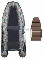 Kolibri Акция! Лодка надувная моторная Kolibri КМ-360DSL и фанерный пайол со стрингерами. В подарок любые аксессуары к лодке на сумму 3% от стоимости