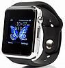 Часы Smart Watch A1 black/silver Gsm/Bluetooth/камера