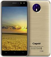 "Cagabi One Gold 1/8 Gb, 5"", MT6580A, 3G"