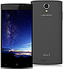 "Leagoo Alfa 5 Midnight Black 1/8 Gb, 5"", SC7731G, 3G"