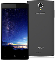"Leagoo Alfa 5 Midnight Black 1/8 Gb, 5"", SC7731G, 3G, фото 1"