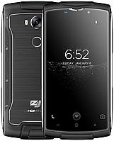 """Homtom ZOJI Z7 black IP68 2/16 Gb, 5"""", MT6737, 3G, 4G"""