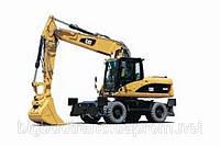 Услуги полноповоротного колесного экскаватор CAT 315 (Caterpillar)