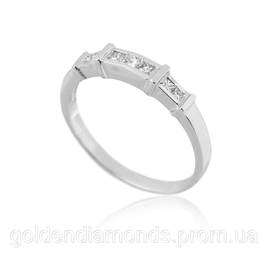 Золотое кольцо с бриллиантами С13Л1№26