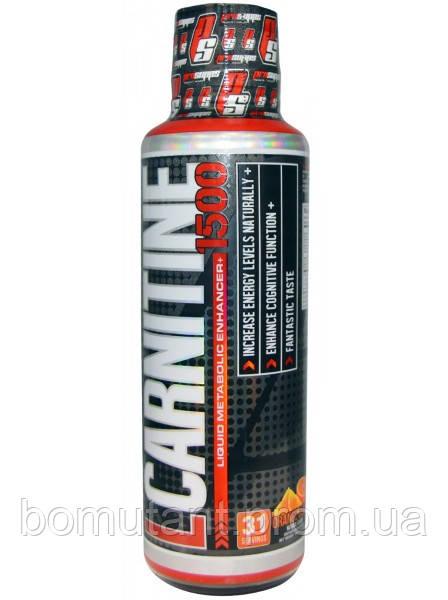 L-Carnitine 1500 473 ml orange burst Pro Supps